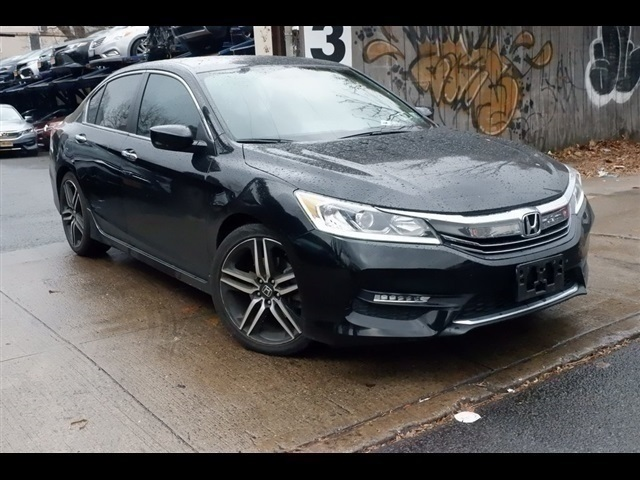 Pre Owned 2017 Honda Accord Sport Special Edition