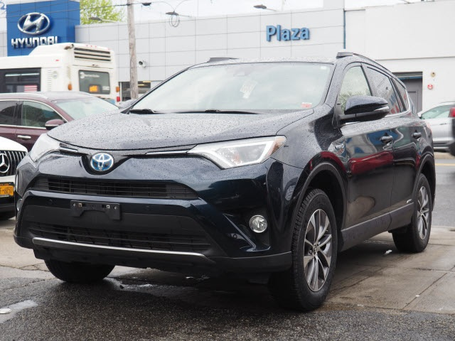 Certified Pre Owned 2017 Toyota Rav4 Hybrid Xle
